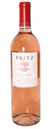 2016 Fritz Estate Rose