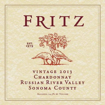 2014 Fritz Russian River Chardonnay