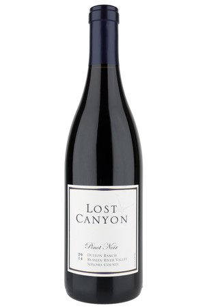 2014 Lost Canyon Dutton Vineyard Pinot Noir