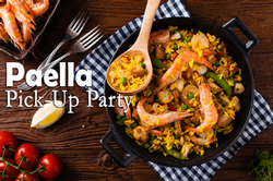 June 2017 Paella Party (Member)