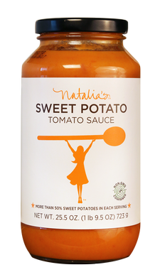 Natalia's Sweet Potato Sauce